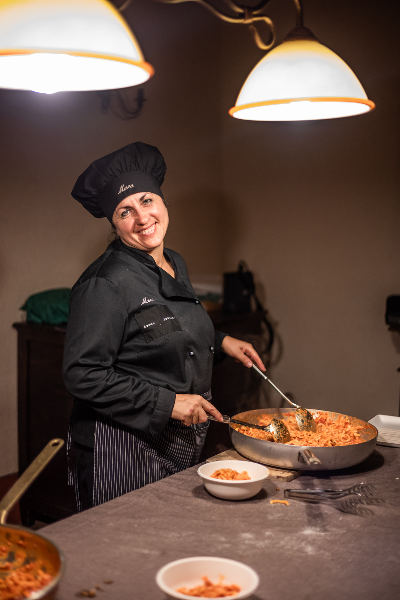 Chef Mara Mori