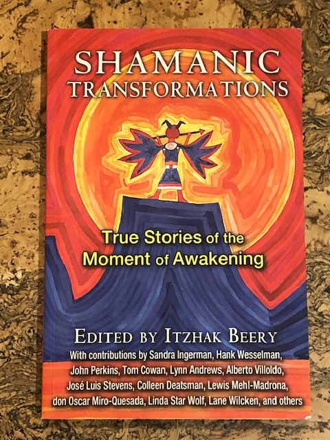 """In this book of remarkable firsthand accounts of """"shamanic awakening,"""" Nadiya Nottingham joins world-renowned shamanic practitioners - in relating one of her own initiatory experiences into Animal Spirit communication and a profoundly moving cross-continental communication with a dear friend on his death bed. Nadiya gave a reading and hosted a Shamanic Journey with the book's editor, shamanic healer Itzhak Beery, at the Rubin Museum in New York City, in 2017."""