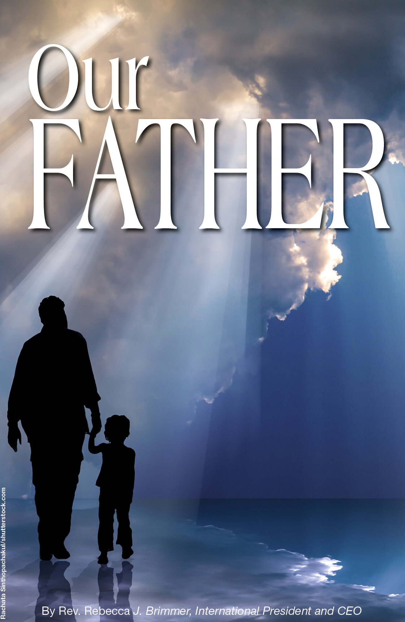 """Repeatedly Jesus/Yeshua used the term """"Father"""" to refer to God Almighty. According to Eric von Atzigen, """"Jesus traveled and taught for three years. There are about 110 pages in the Bible dedicated to His ministry and message. We have approximately 25,000 words that Jesus spoke recorded in the Bible. Of those 25,000 words, Jesus taught about the Father in Heaven at least 181 times. This means 1 out of every 140 words, Jesus was speaking about His Father. His central message and purpose was to restore us to a relationship with our Daddy in Heaven."""""""
