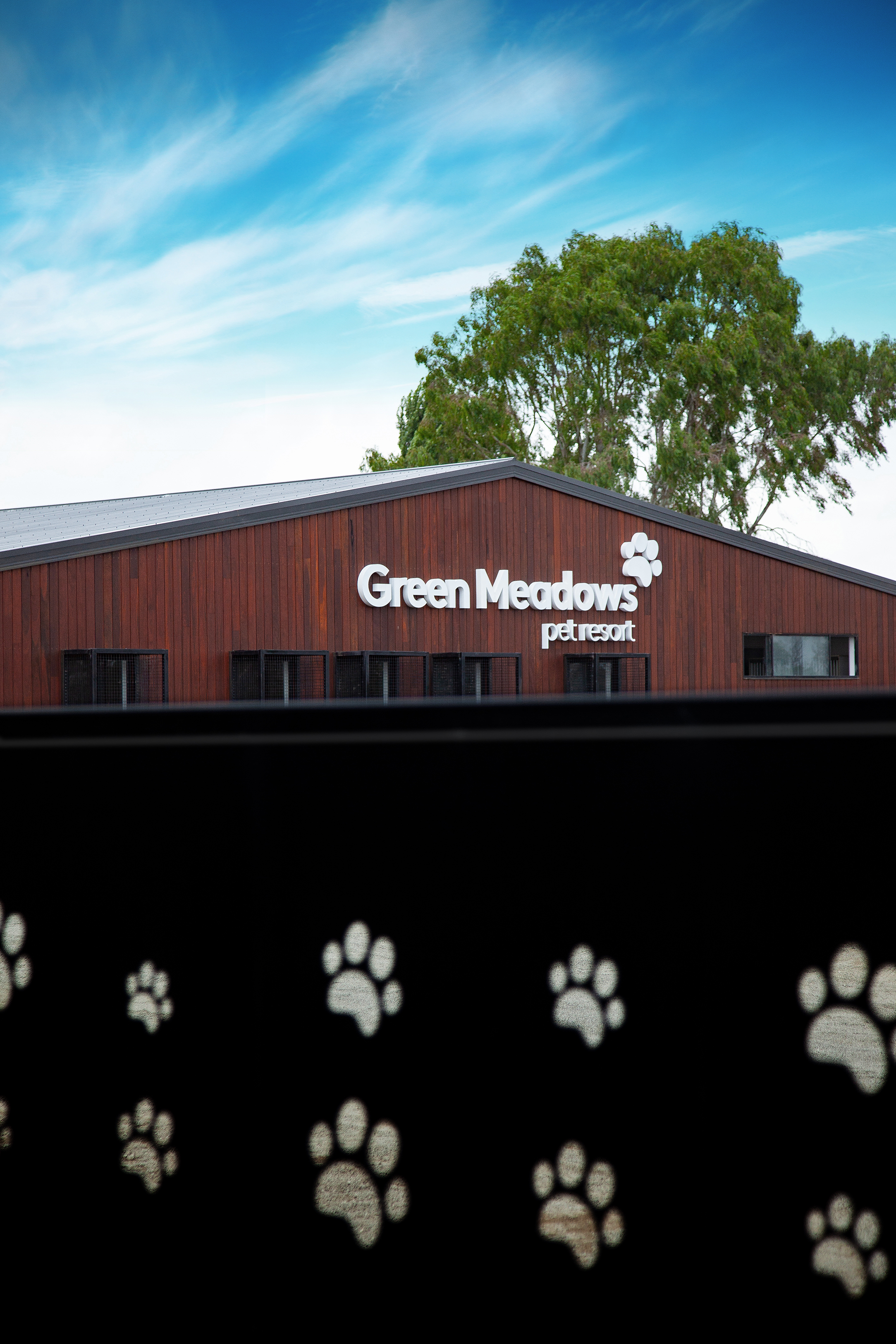 Green Meadows Pet Resort Exterior