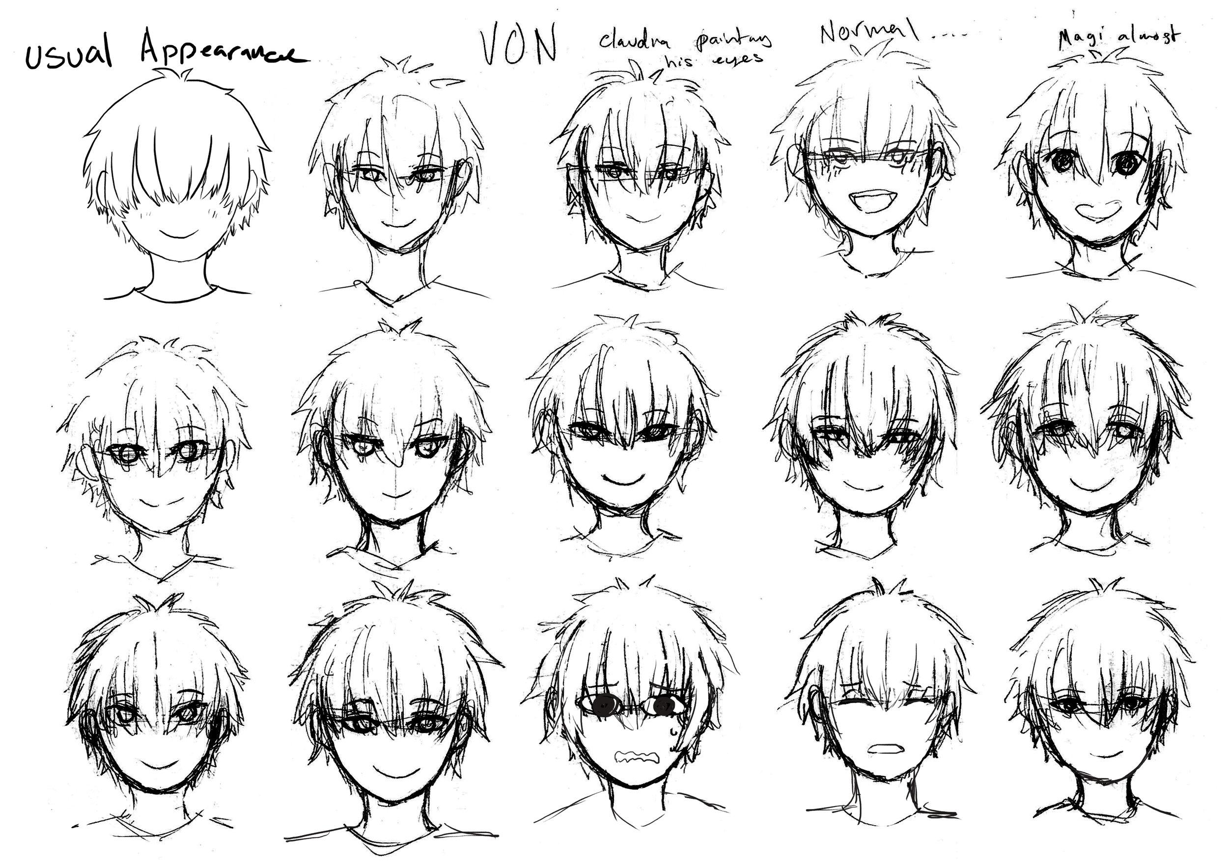 Von's different eyes, 2017