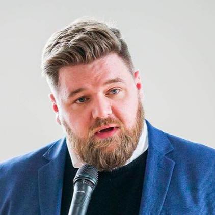 Martin Mohr Olsen - PhD lesandi, DTU Entrepreneurship, Endin fyri Nýskapan á Fróðskaparsetur Føroya