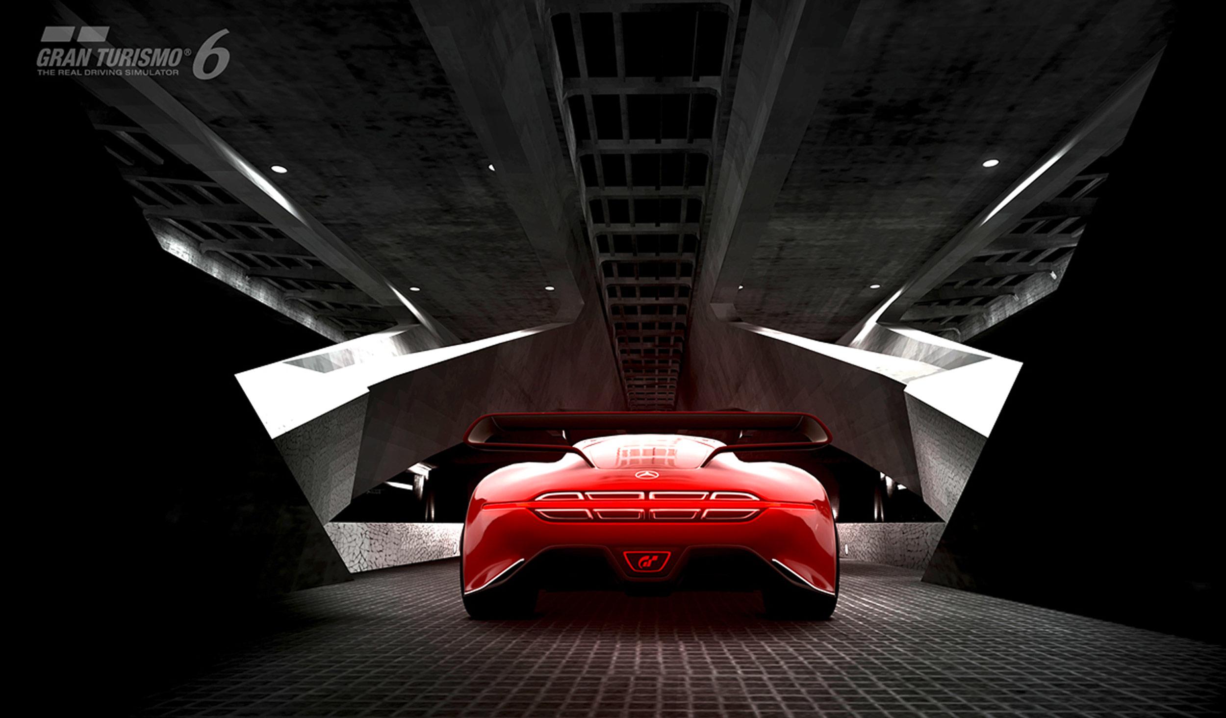 """Vision Gran Turismo"""
