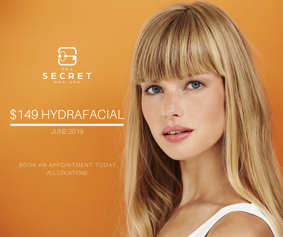 HydraFacial - It is our promise to you that HydraFacial will not only improve the look of your skin, but with frequent treatments, will restore skin health.It is our belief beautiful skin instills a deep confidence that amplifies inner beauty.