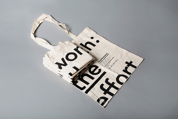 Worth Pop Up Shop Tote Bag