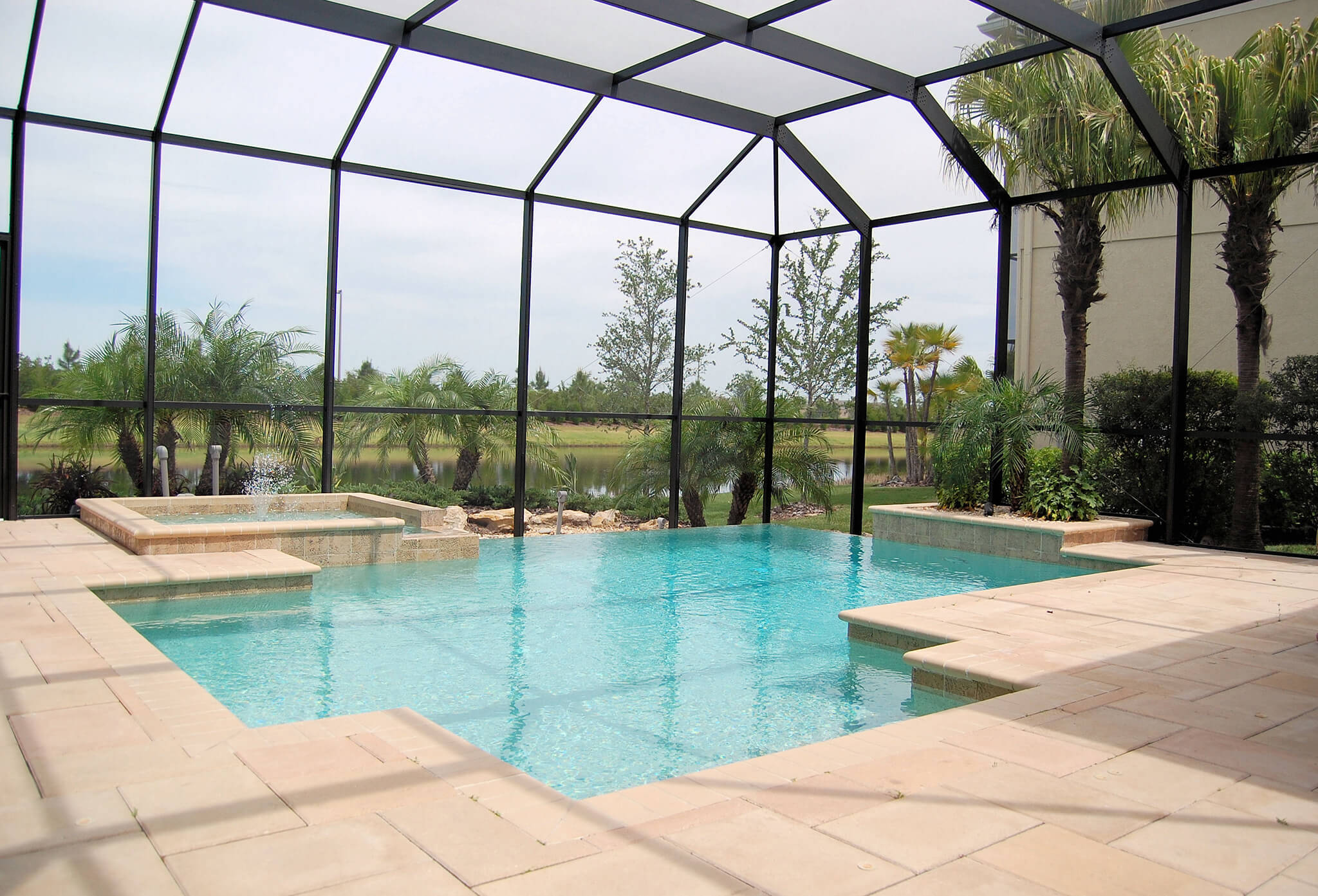 """5 Stars - Reliable Service - Absolute is a trustworthy, family operated, pool company. Unlike many other, """"pool guys"""", they do their best to have a consistent schedule. Their service is professional and I have never had an issue working with them."""