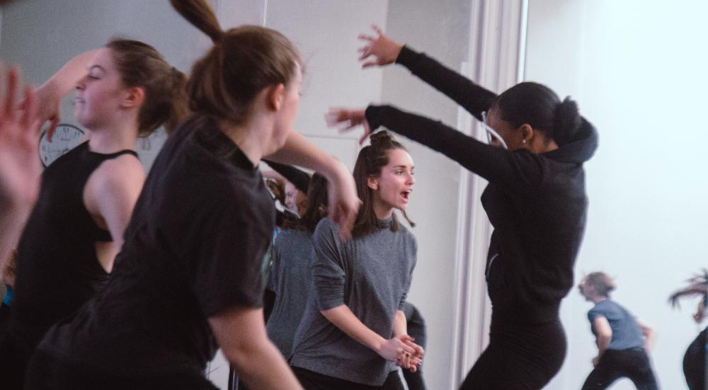 "Dance Educator - ""The art of teaching is the art of assisting discovery"" - Marc van Doren"