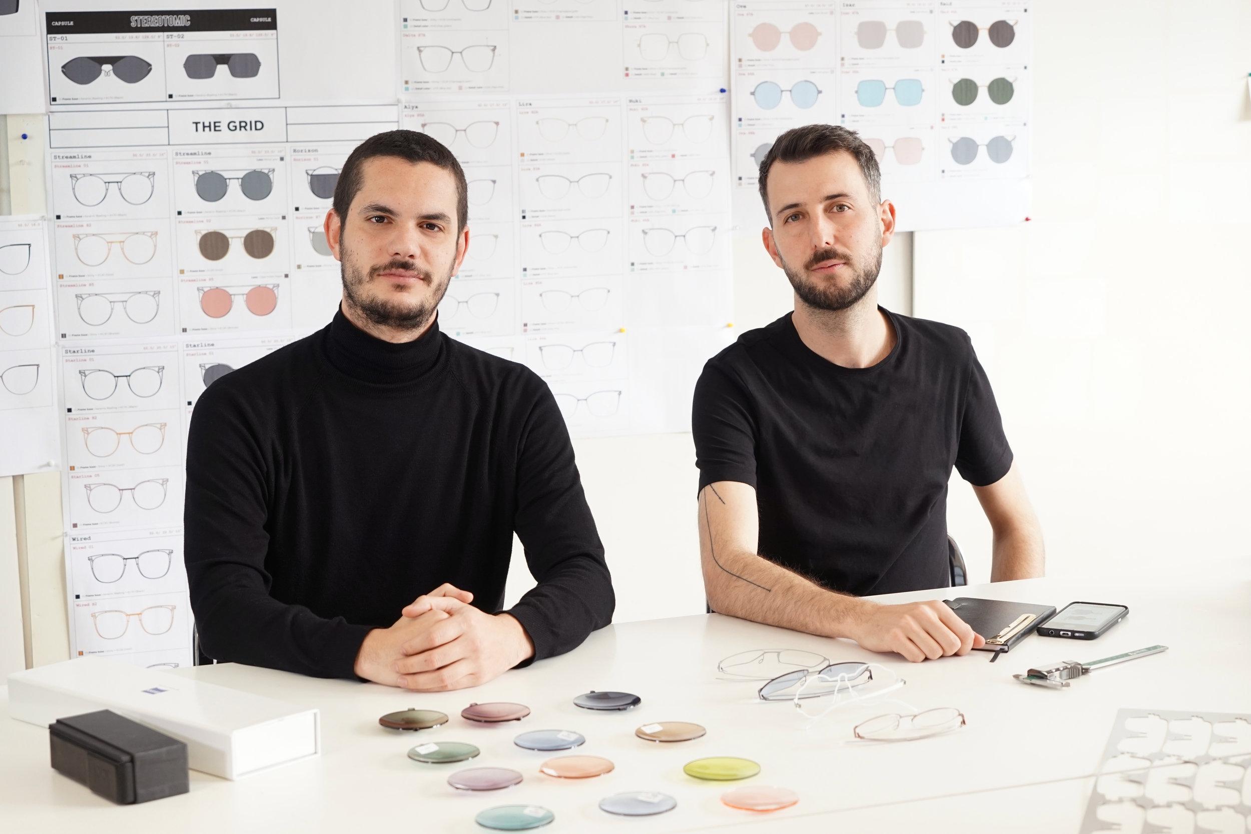 Alex Gomez Carrasco y Rubén Hidalgo Peiro ( lool eyewear )