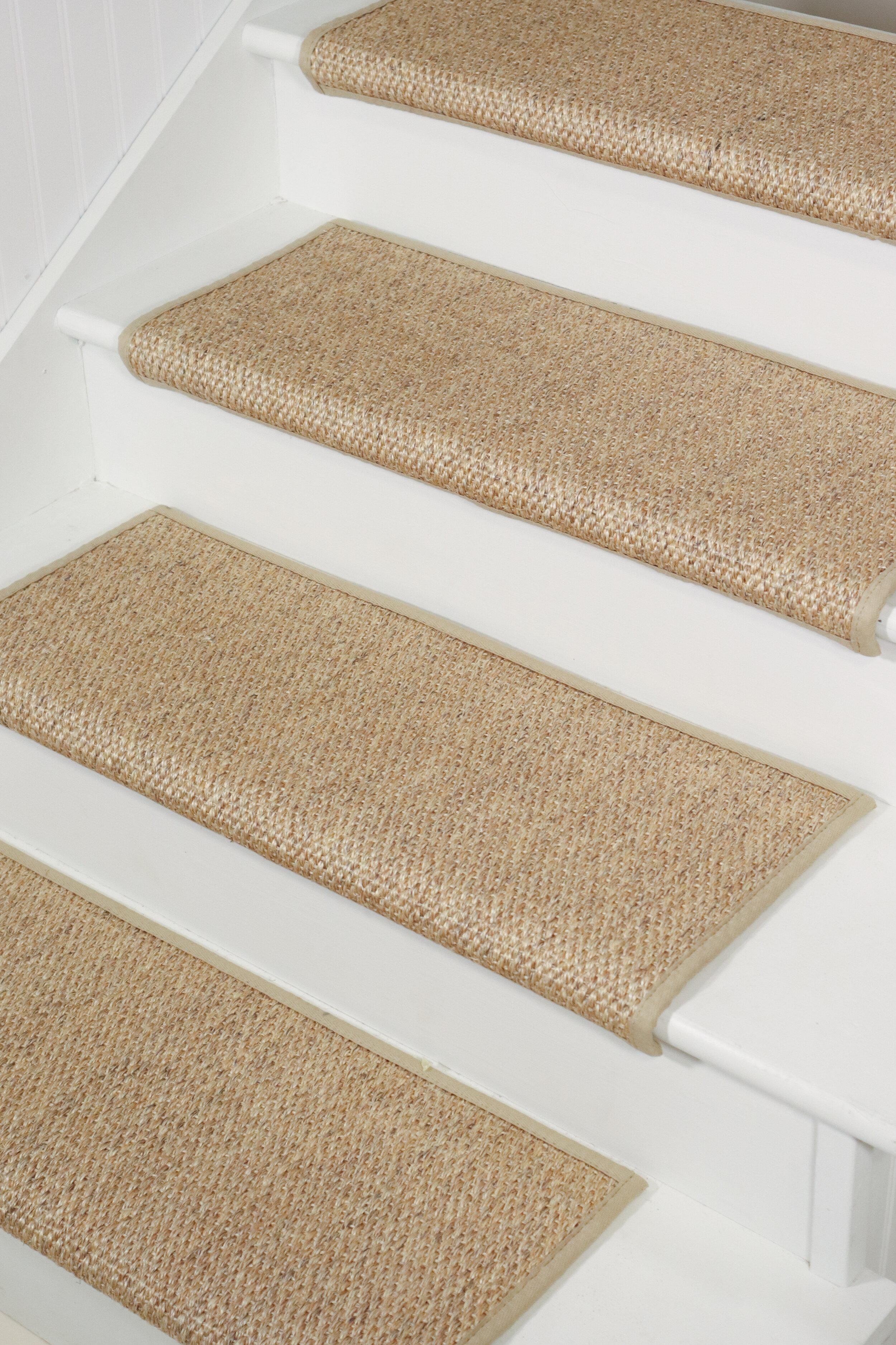 Indoor Carpet Stair Treads Oak Valley