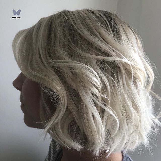 Gorgeous tousled blonde by Sofia