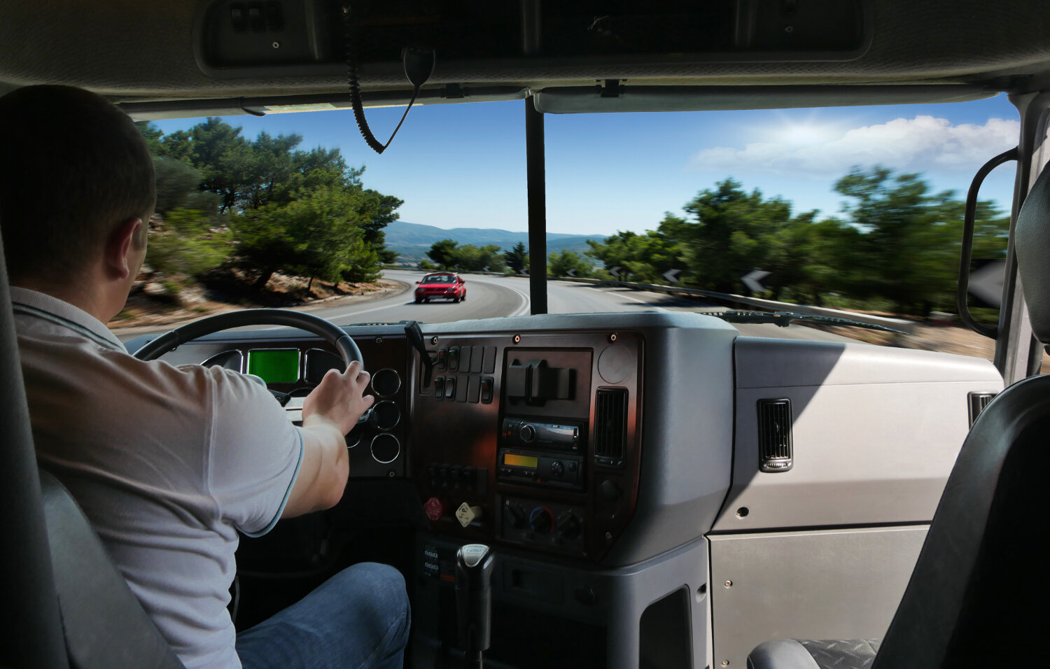 While the COVID-19 crisis has affected the country in deeply profound ways, it has also highlight deficiencies in the current regulatory framework for freight movement. (Photo: Shutterstock)