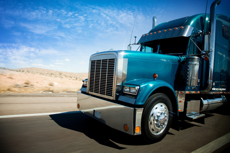 Two recently released indices show that June continued the trucking market's climb from its low levels of April.  (Photo: Shutterstock)