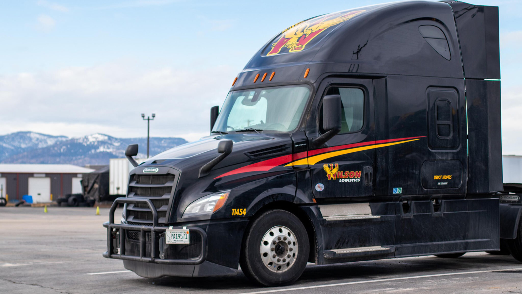 A new federal exemption will allow Wilson Logistics more flexibility for its drivers holding commercial learner's permits (CLPs) to participate in revenue-generating loads. (Photo: Wilson Logistics)