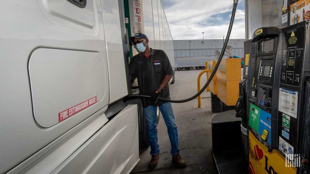 Colonial Pipeline impact: Diesel shortages are rare so far