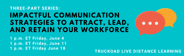 TCA to offer workshop series on leadership communication strategies for worker retention