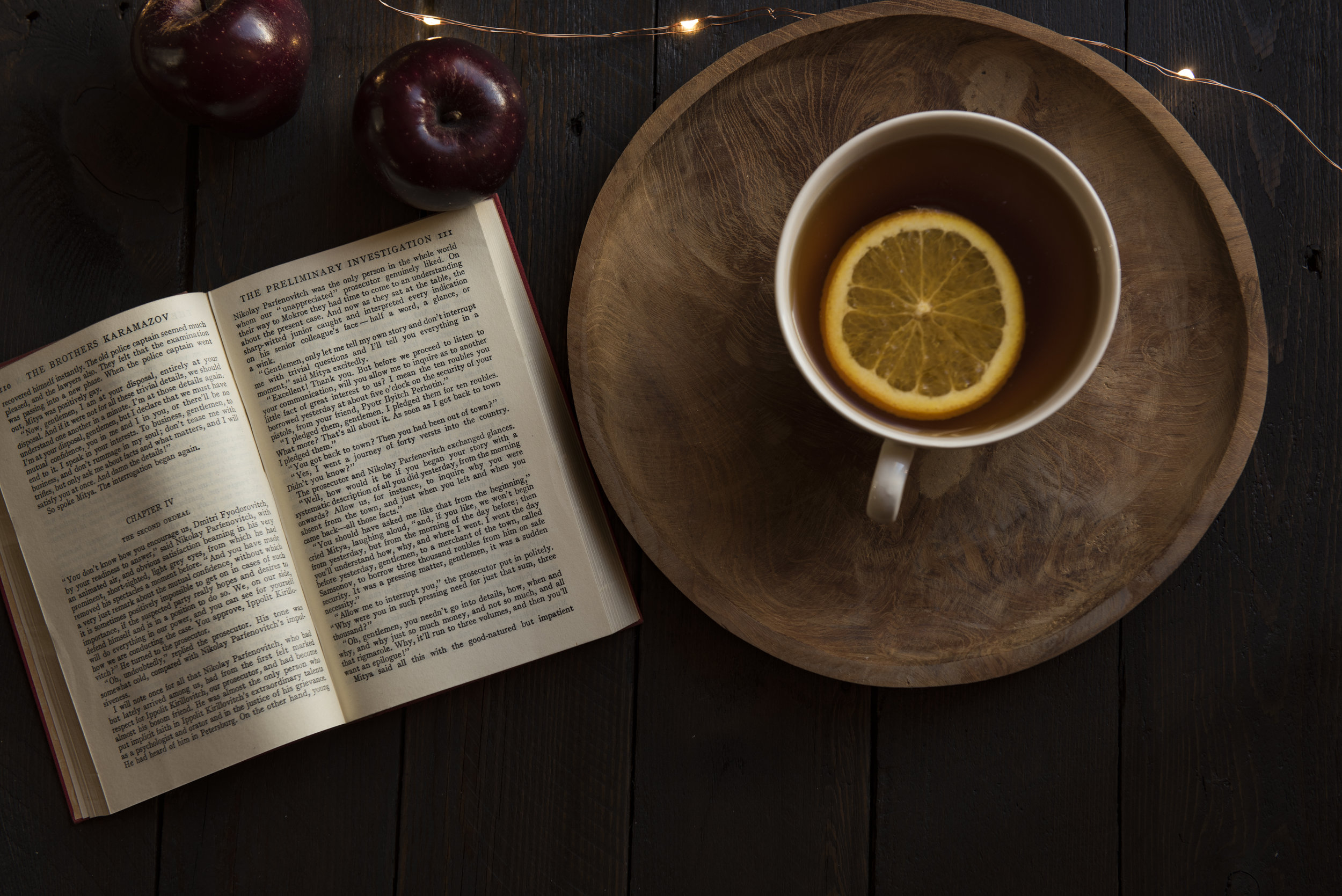 Developing and returning to small, daily self-care practices, like reading with your favorite cup of tea for 10 minutes, helps you restore and remember that you are just as important (if not more so) than your productivity.