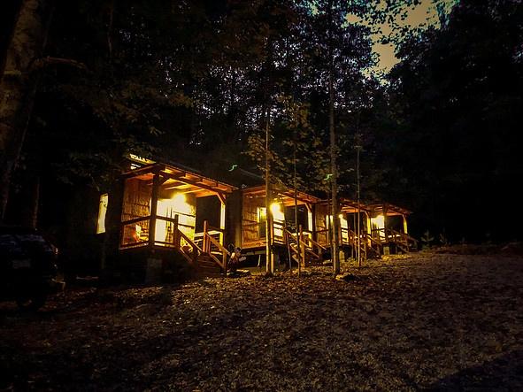cabins at night.jpg