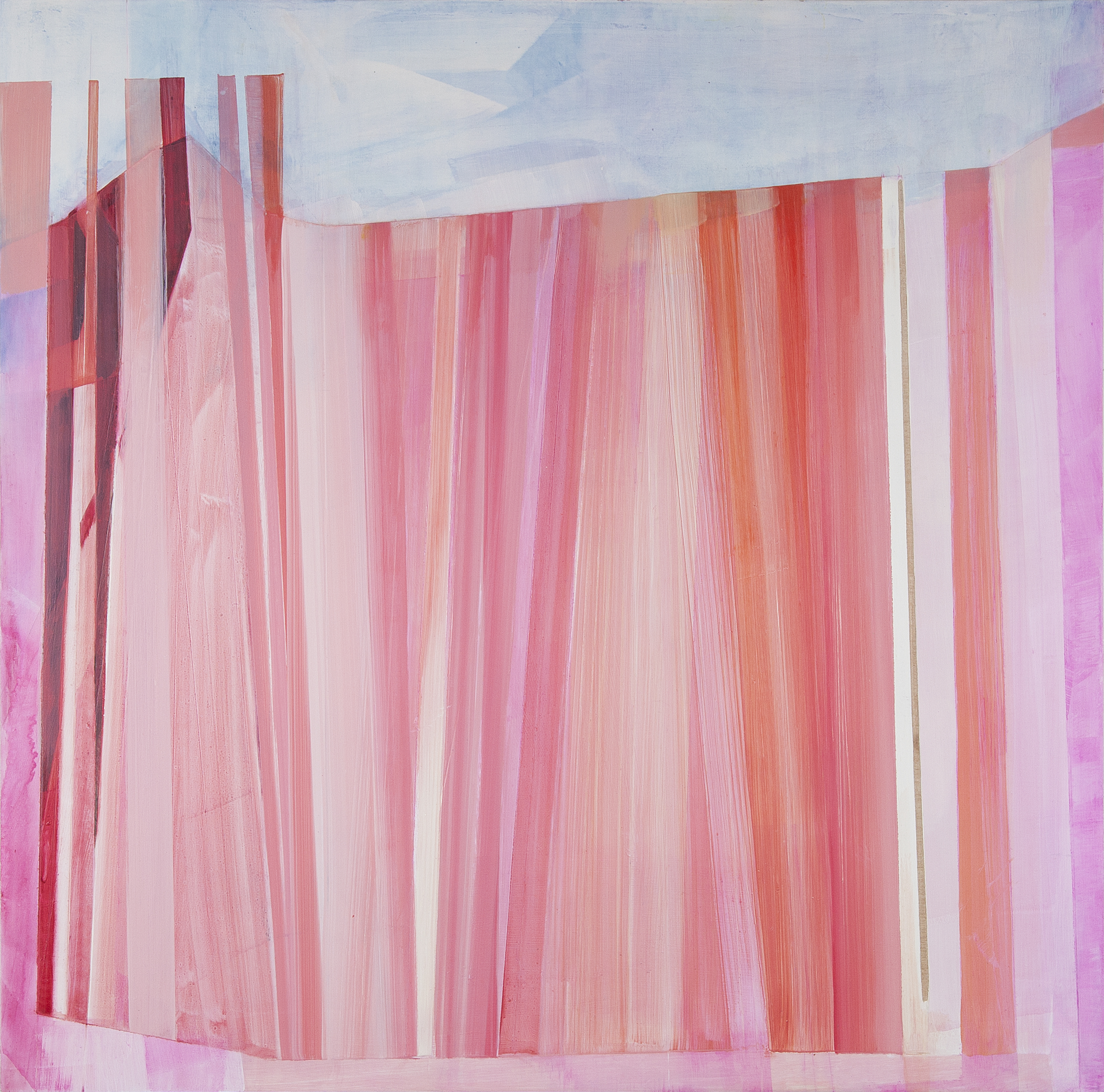Untitled (pink), 2013