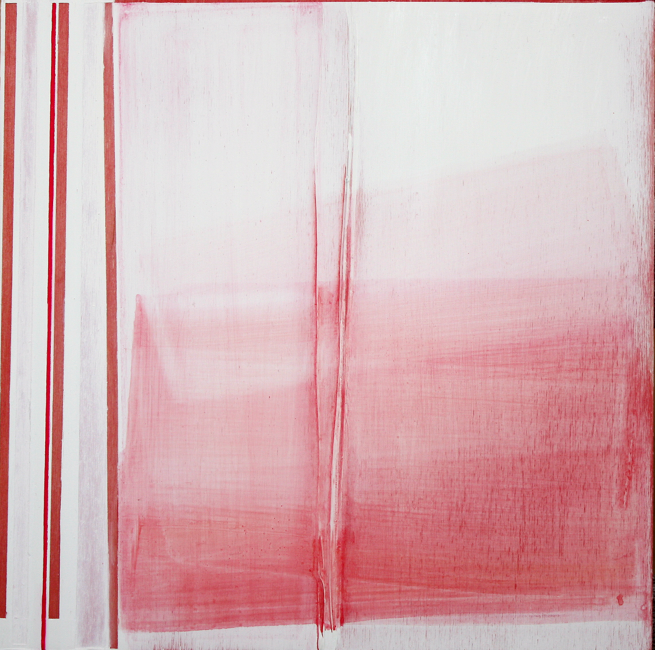 Untitled (red white), 2012