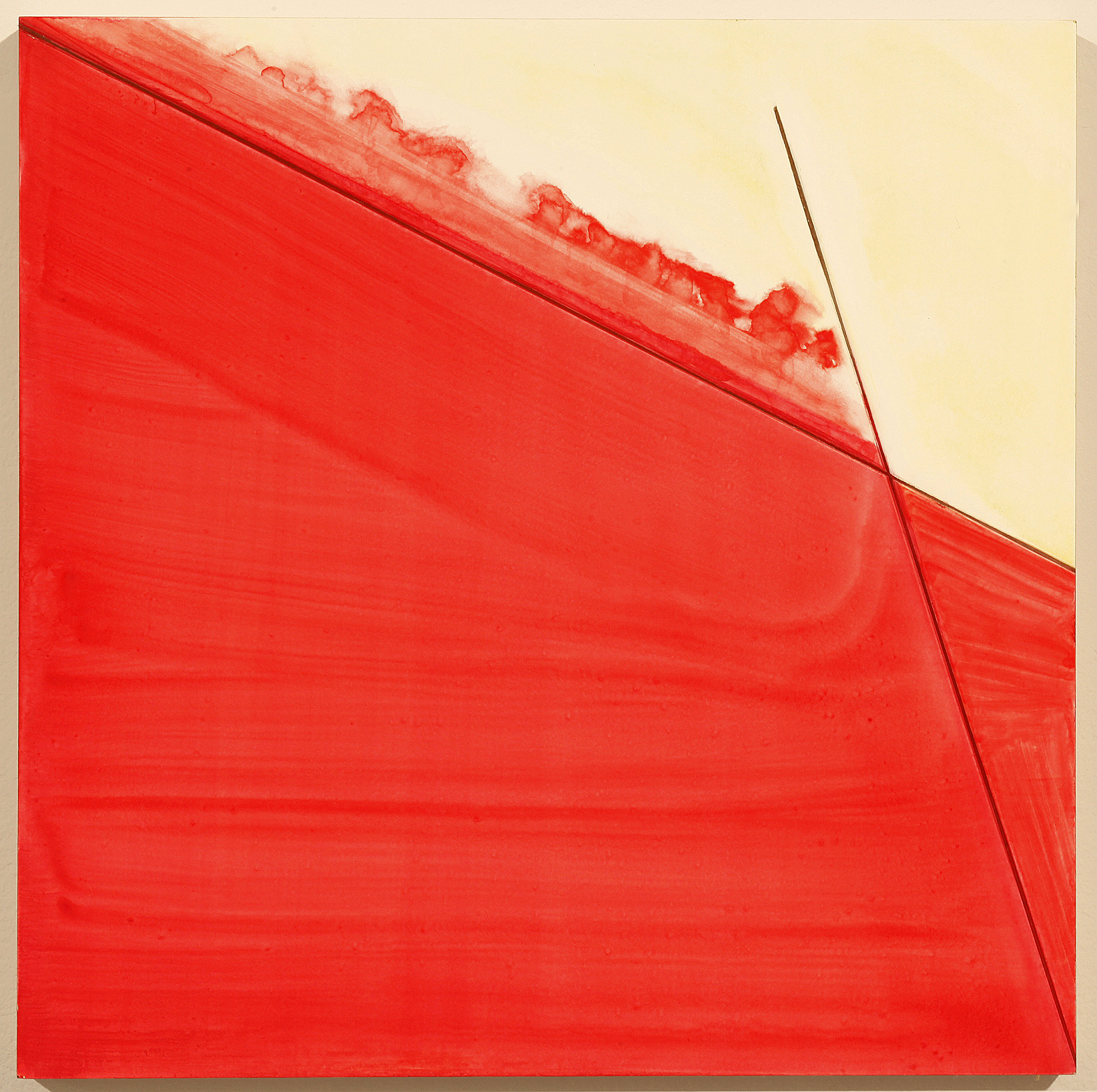 Untitled (red), 2012