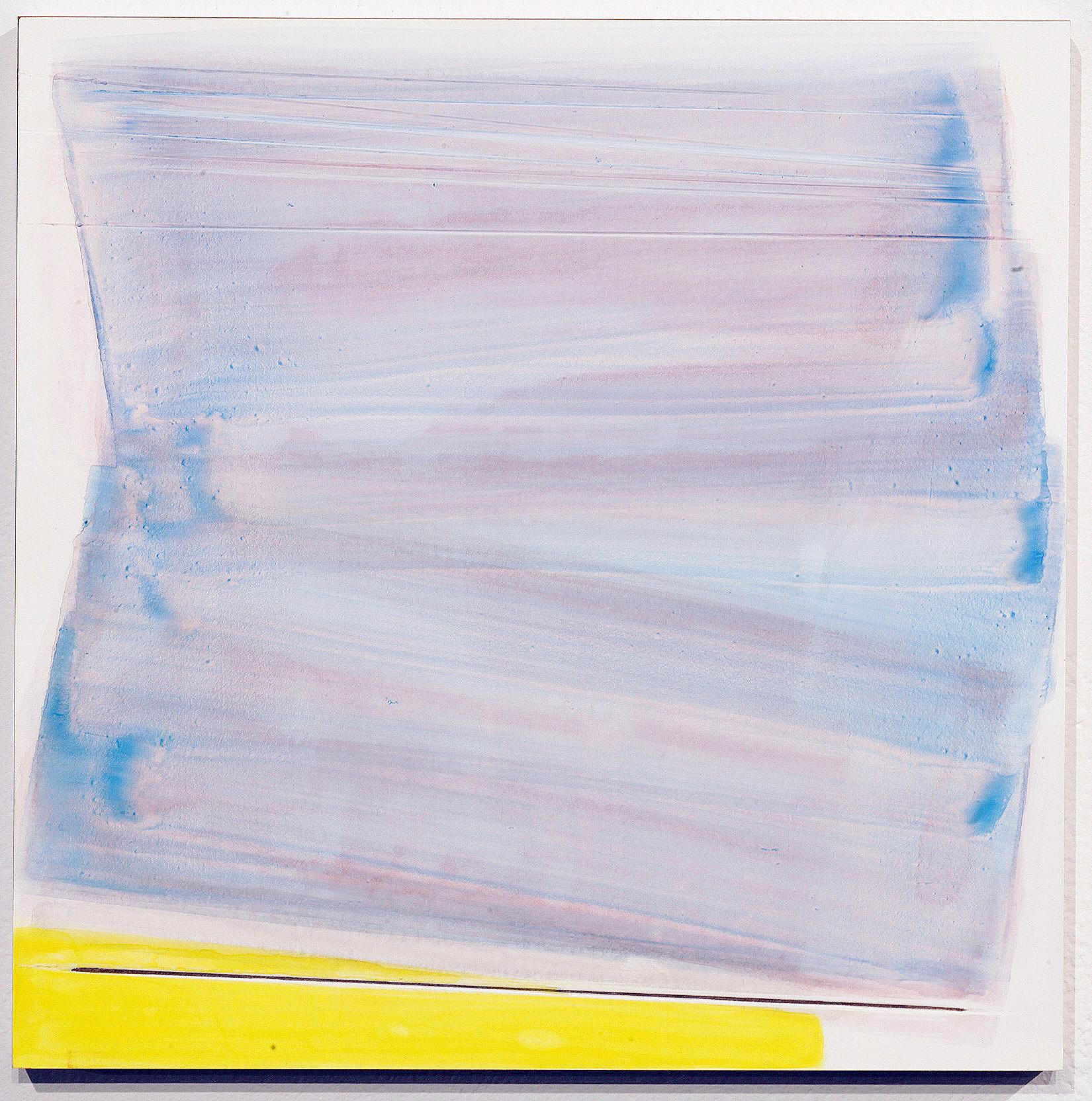 Untitled (yellow), 2012