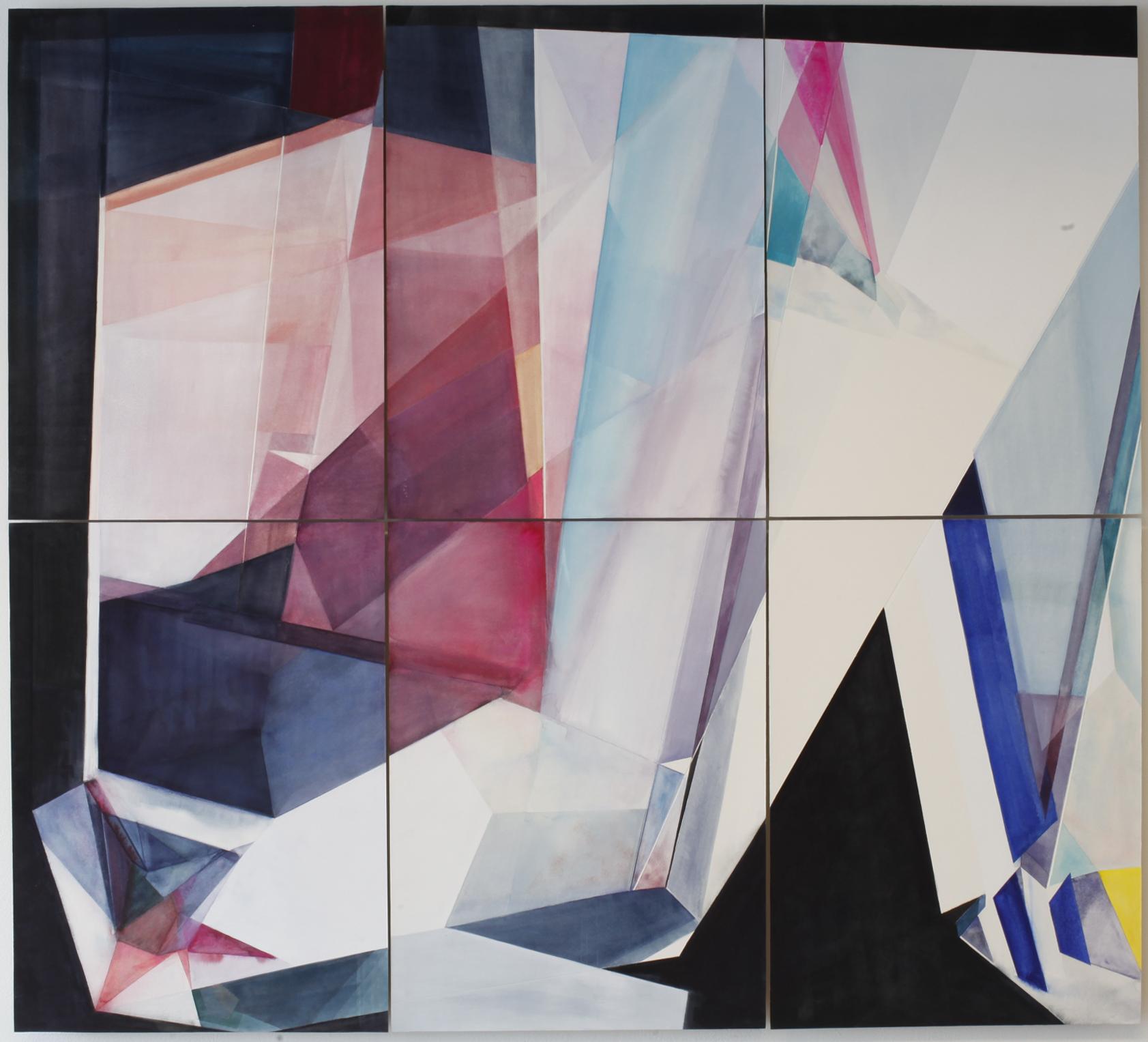 Untitled (6panels), 2012