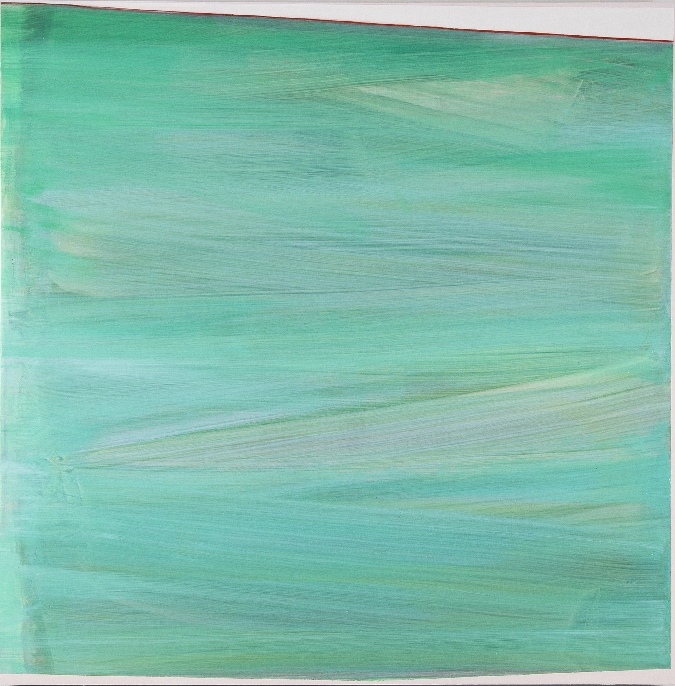 Untitled (teal), 2013
