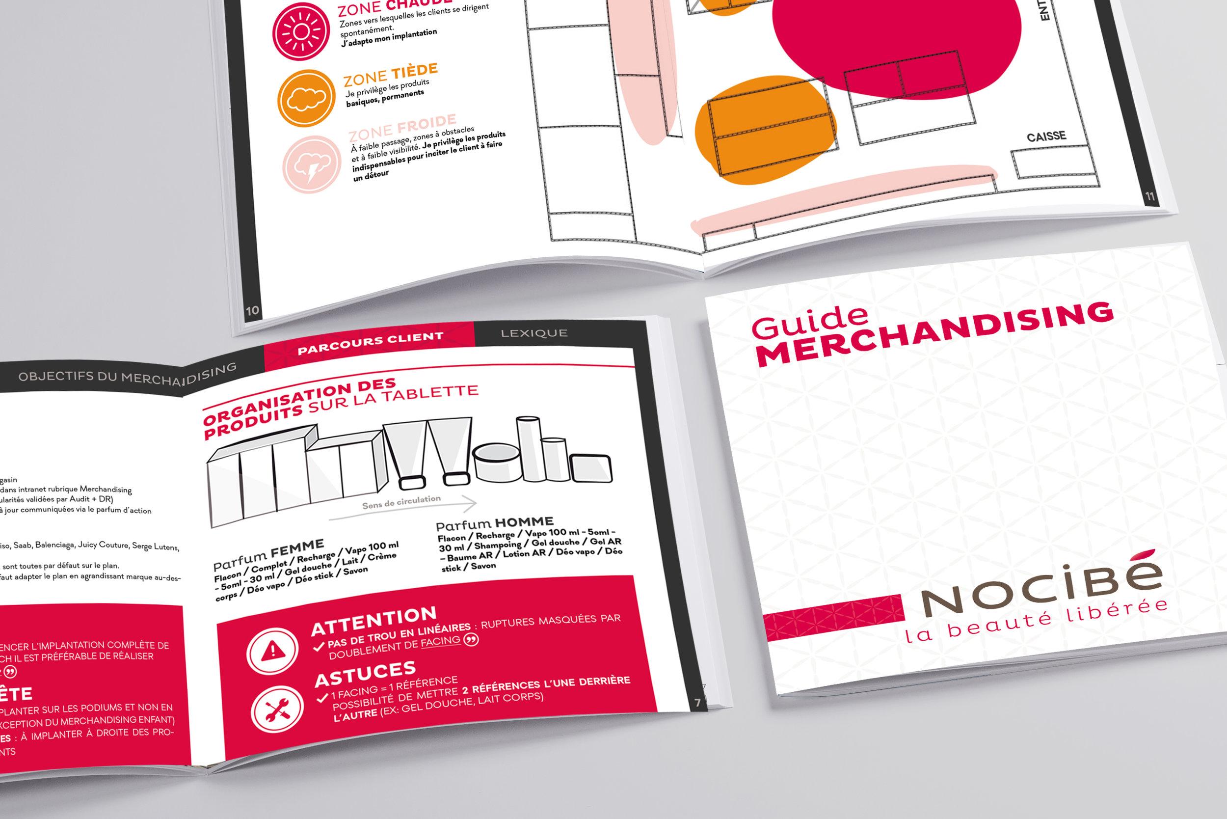 Guide merchandising pour les employé(e)s -