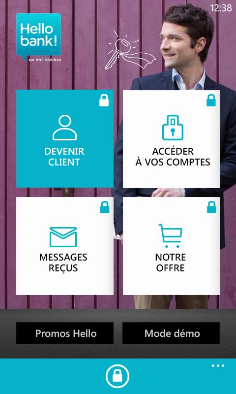 PAGE DE CONNEXION -