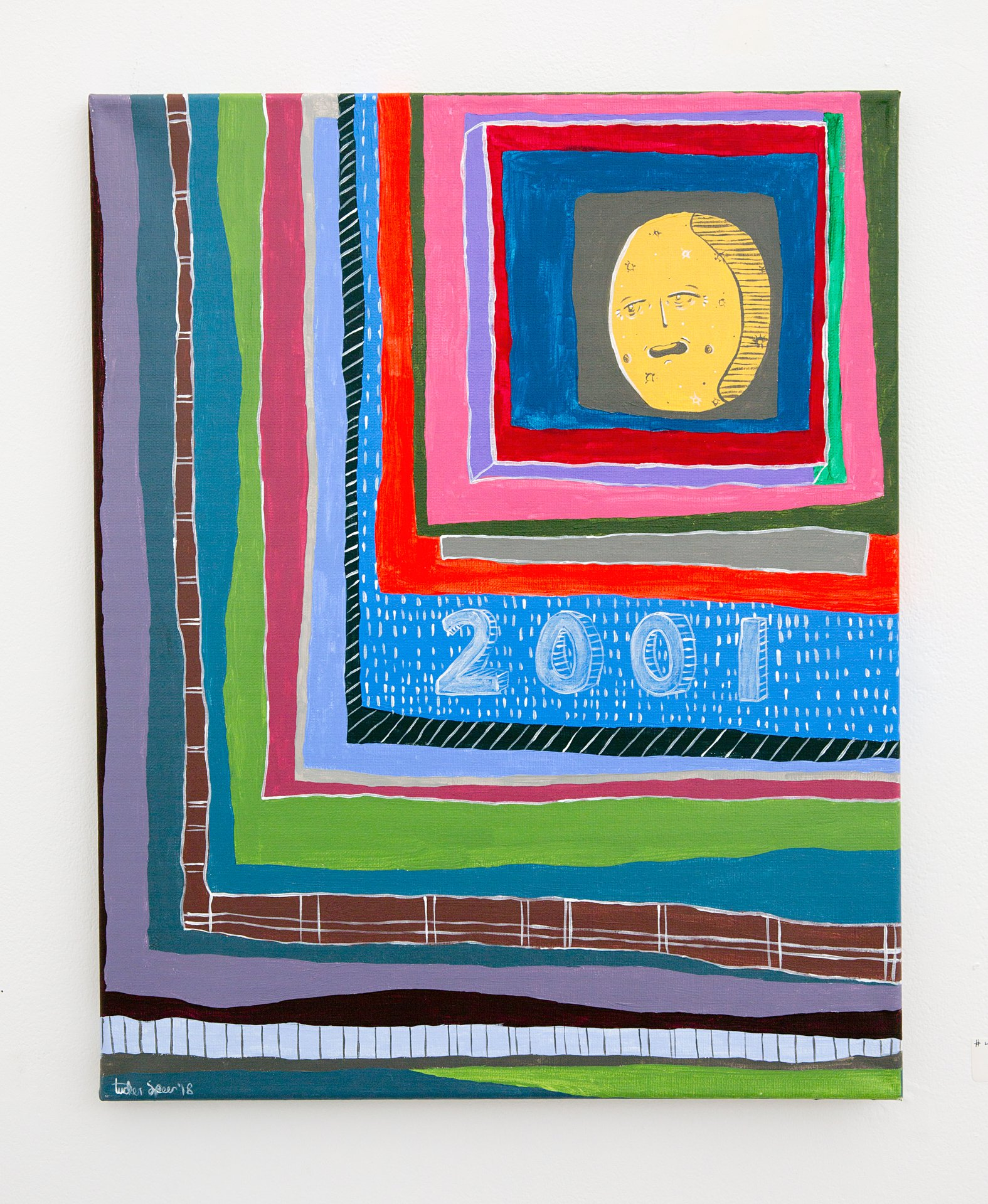 "Tucker Speer - ""2001"" @speertucker For Sale: $200"