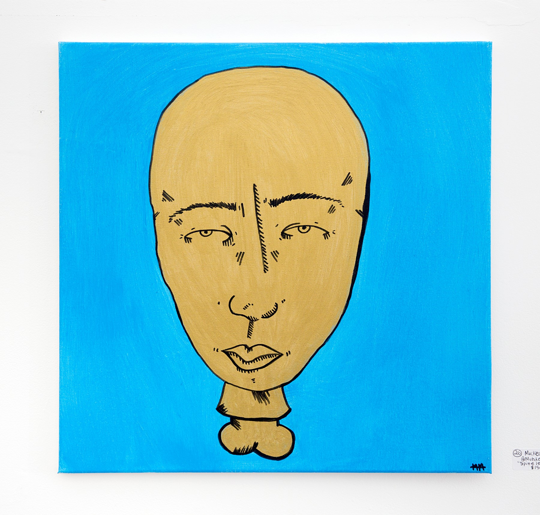 """Mckenzie Murray - """"Spineless"""" Insta: @muhkenzii  For Sale: $150"""