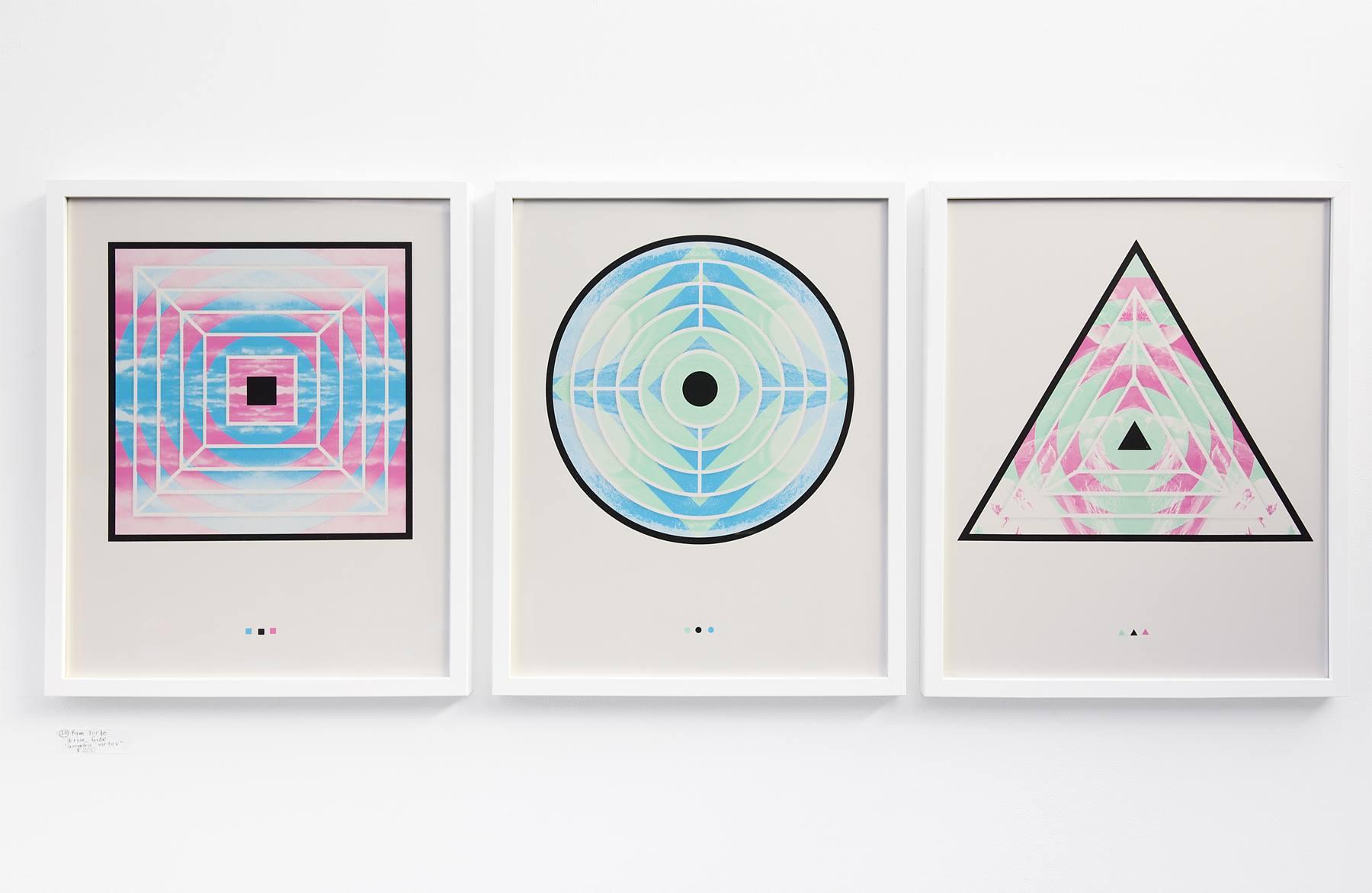 "Ryan Forde - ""Geometric Vortex"" Insta:@Ryan_Forde For Sale: $200"