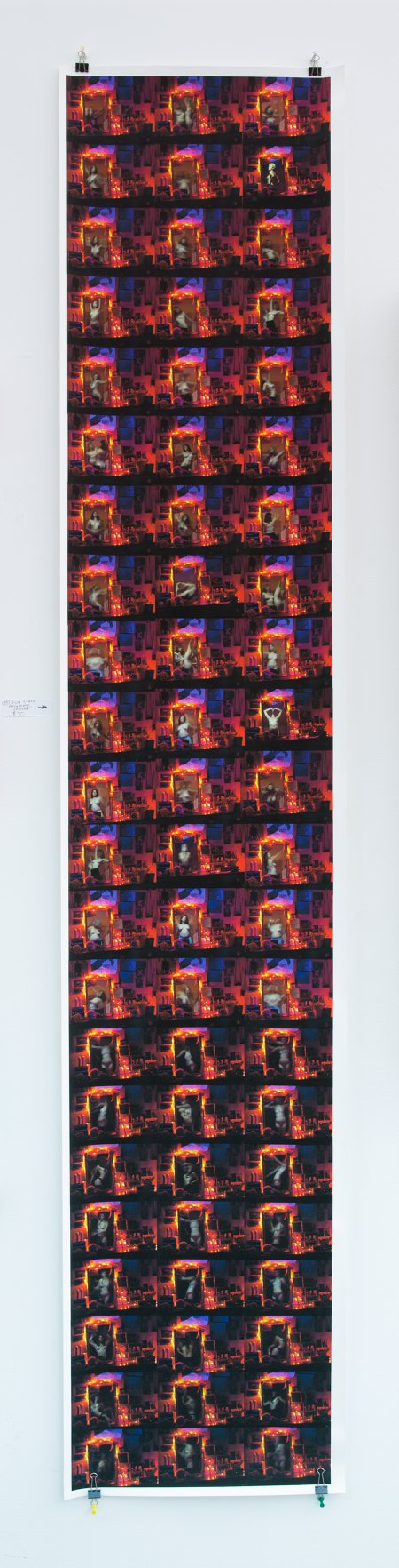 "Ayla Stern - ""Untitled"" Insta: @AylaStern  For Sale: $70"