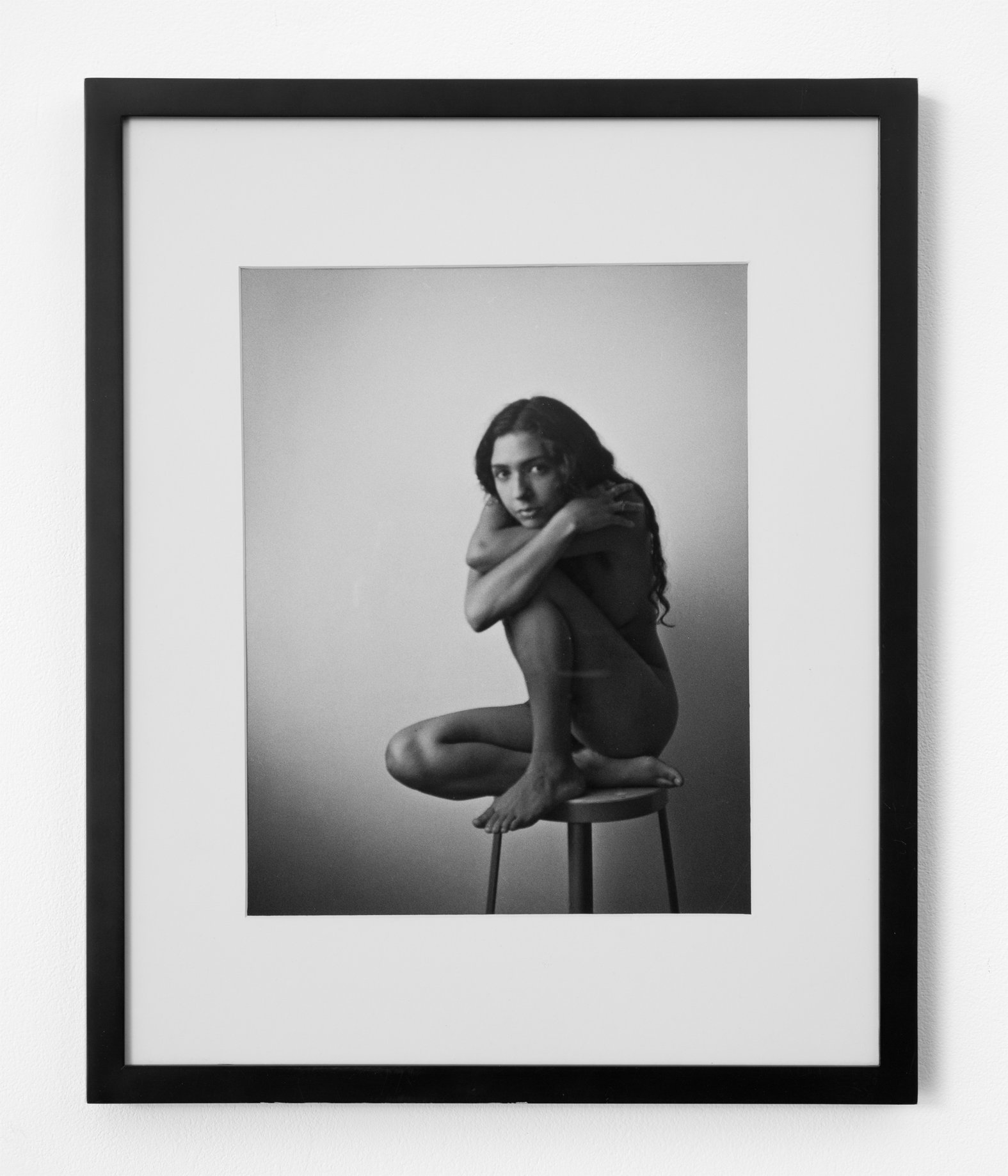 "Timo Evon - ""Mona (Shirt factory studio)"" Insta: @timoevon For Sale: $250"