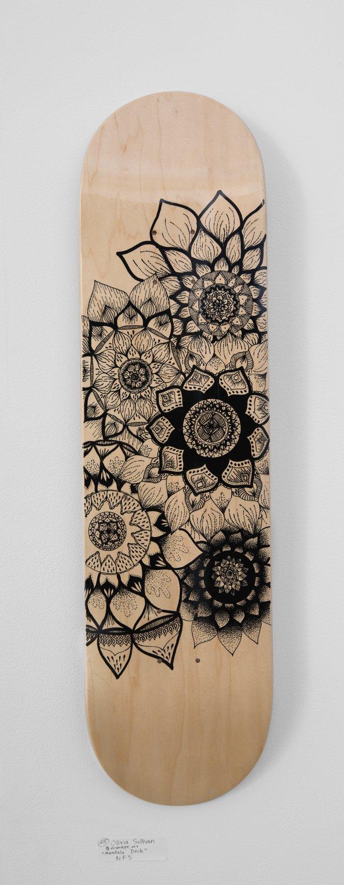 "Olivia Sullivan - ""Mandala Deck"" Insta: @OliviaHopeArt  Not For Sale"