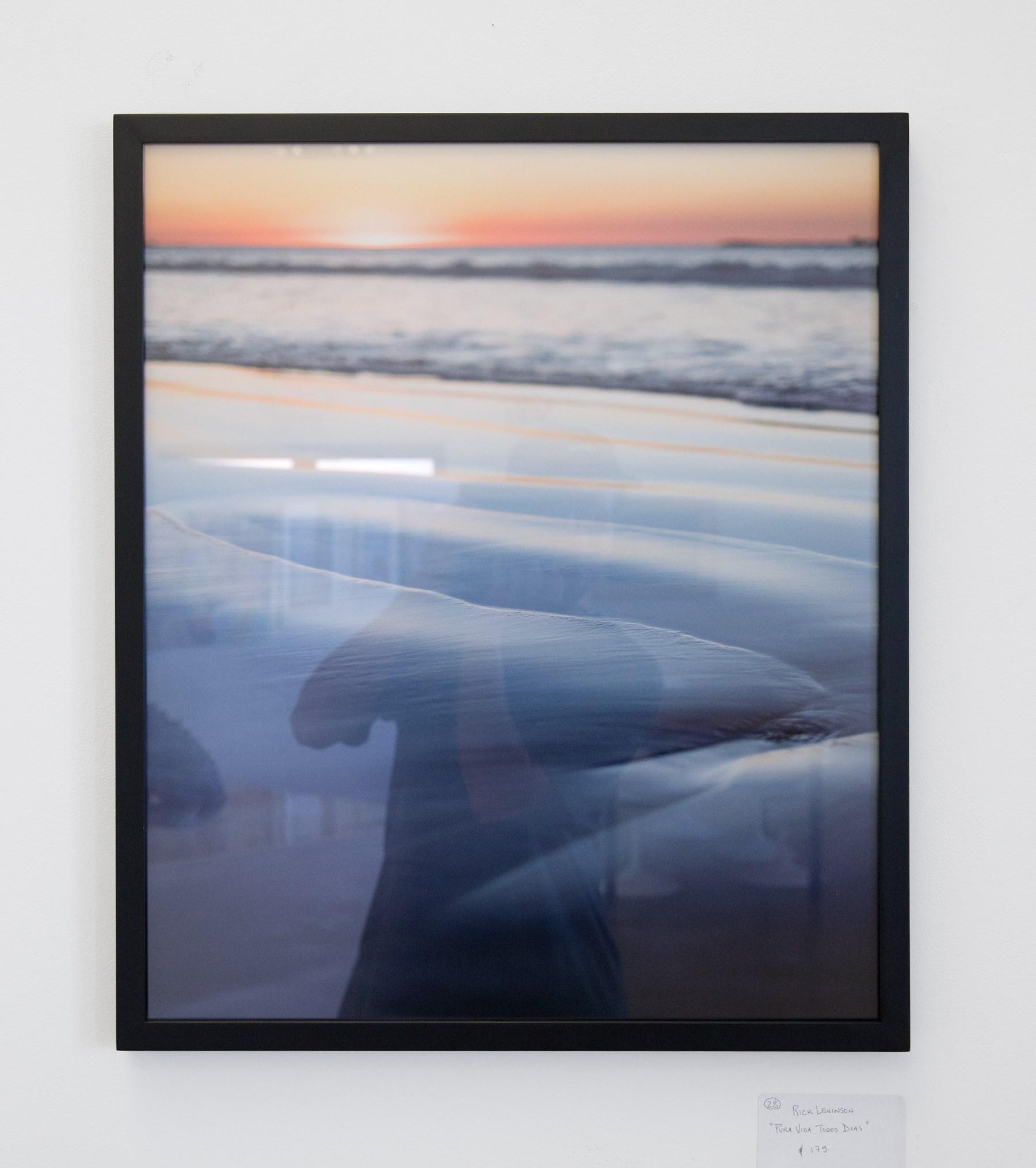 "Rick Levinson - ""Pura Vida Todos Dias"" For Sale: $175"