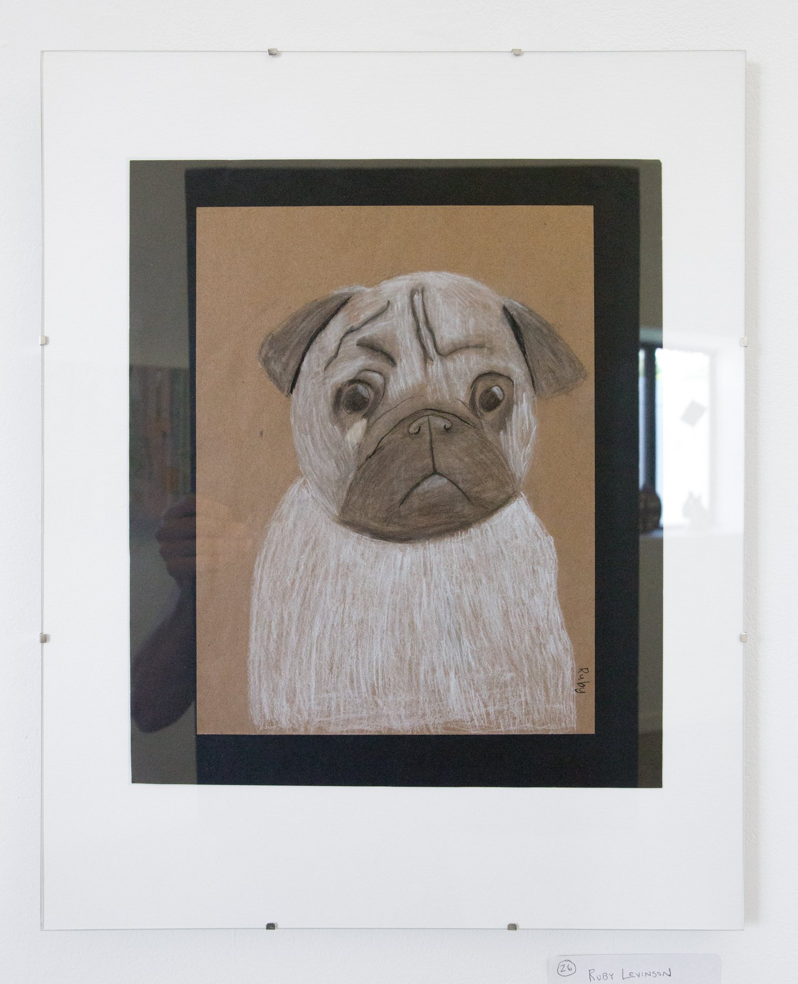 "Ruby Levinson - ""Pug Life"" NFS"