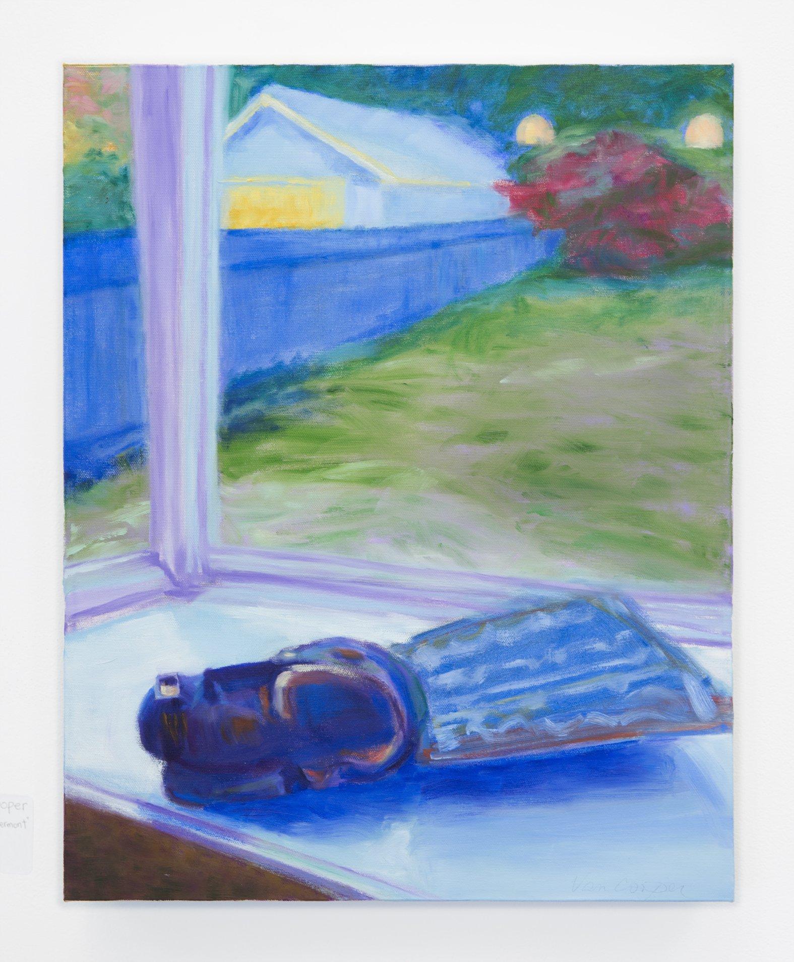 "Linda Van Cooper - ""Cote d'Ivoire, Vermont"" For Sale: $250"
