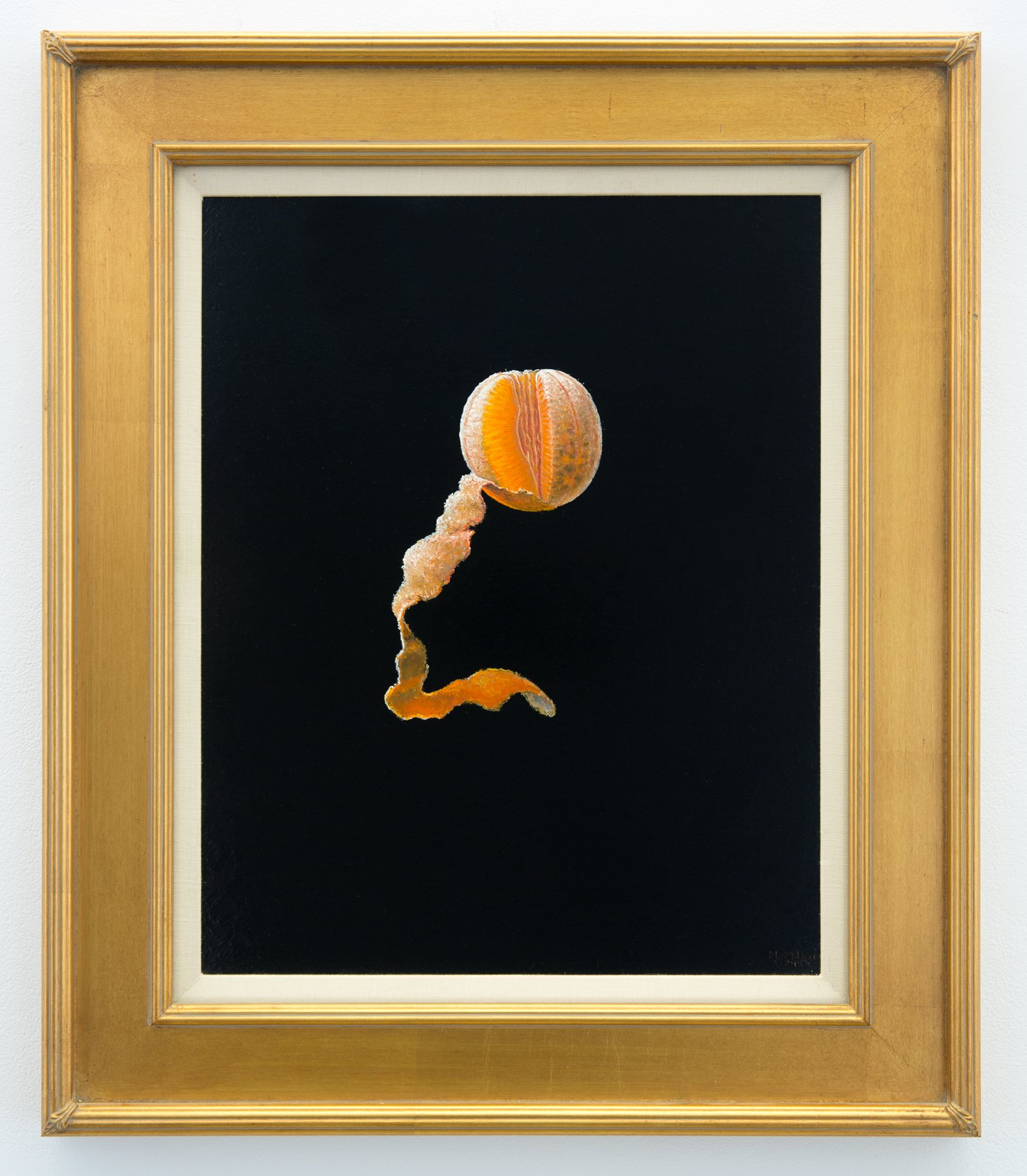 "Paul Mcmillan - ""Orange Peel"" For Sale: $1900"