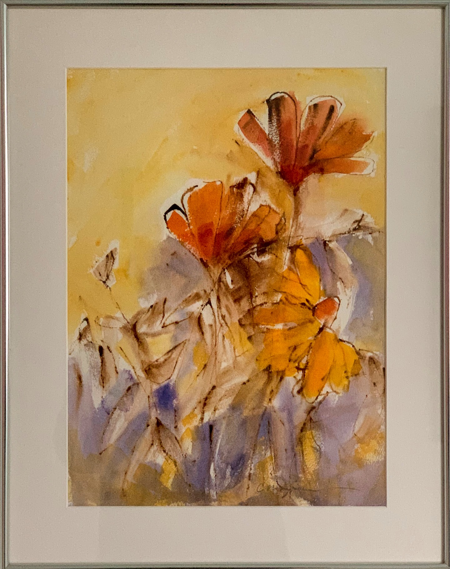 """Cindy Morgan - """"A Gathering"""" For Sale: $390"""