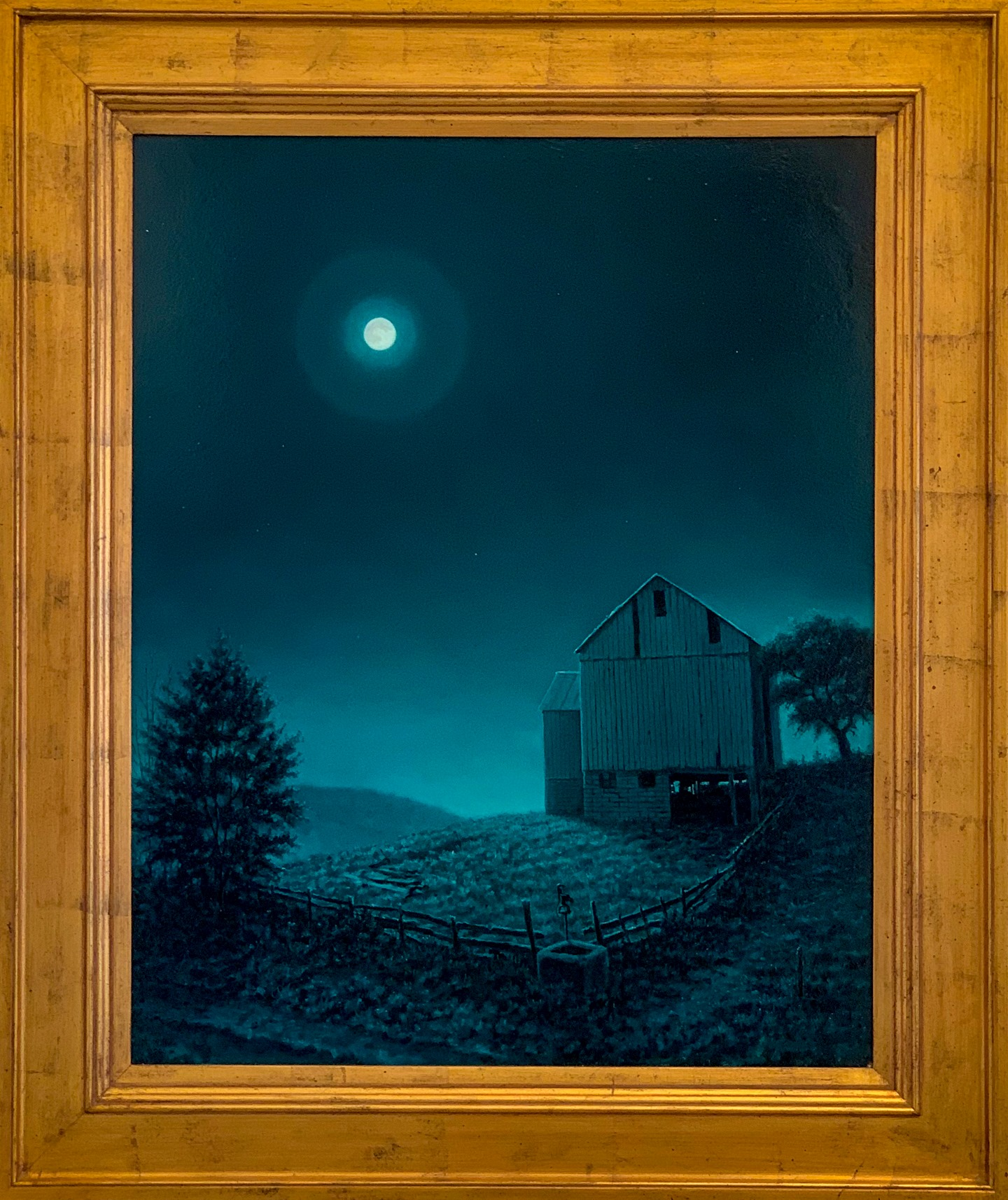 """First Place Paul McMillan - """"Uncle Reds Moon"""" For Sale: $3,800"""