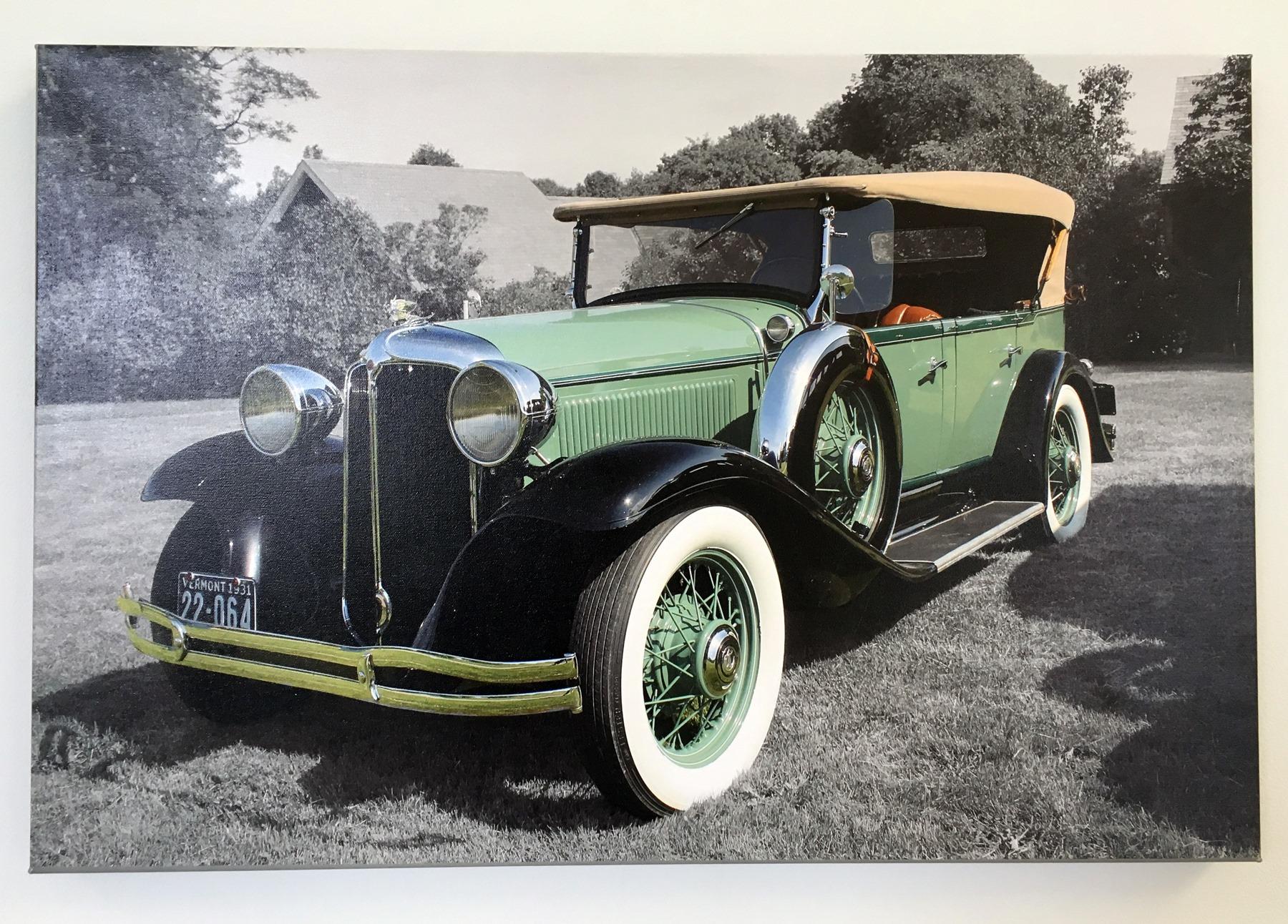 """Rick Carlson - """"Chrysler"""" For Sale: $450"""