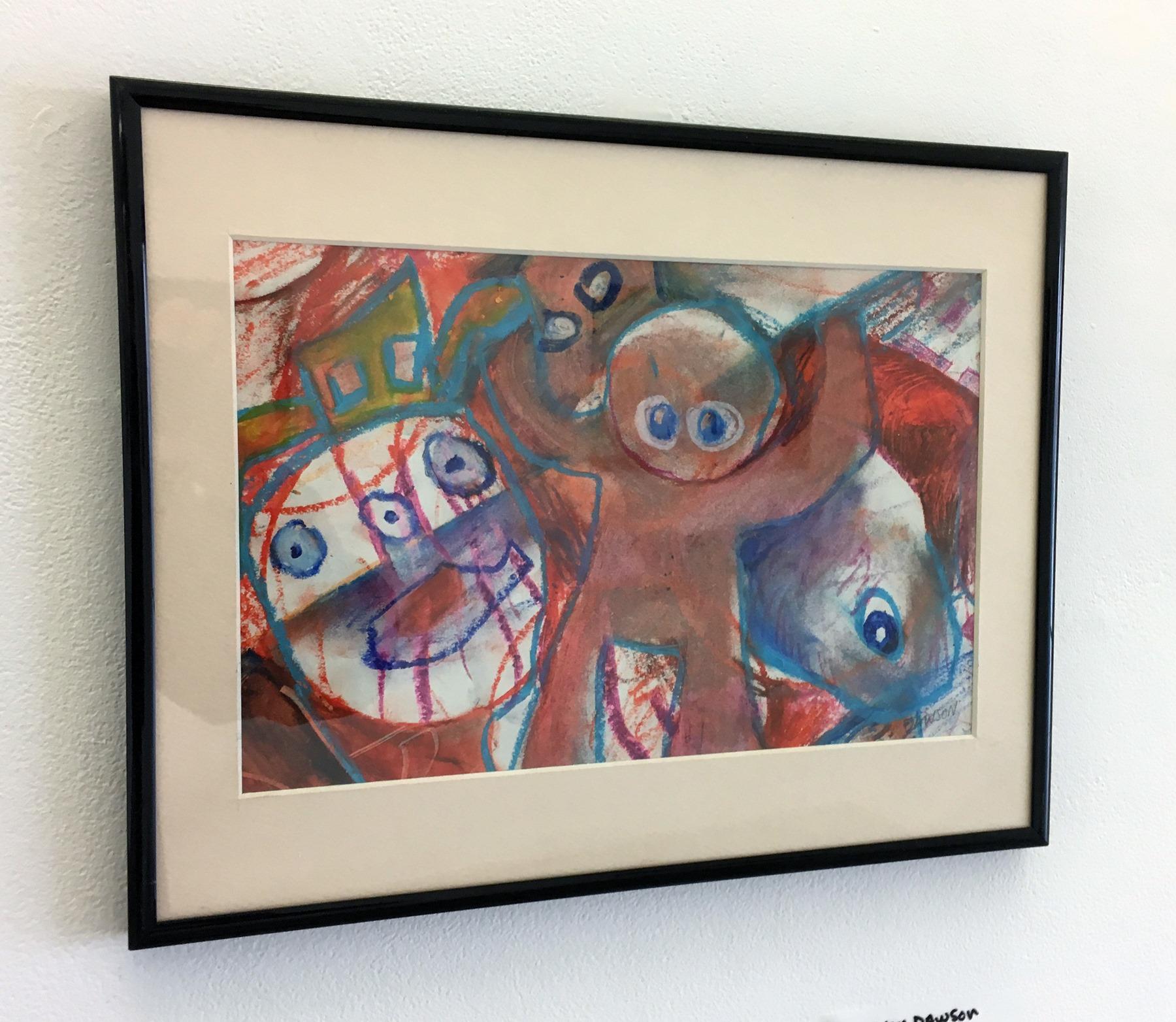 "Karen Dawson - ""Bubble boy"" For Sale: $75"