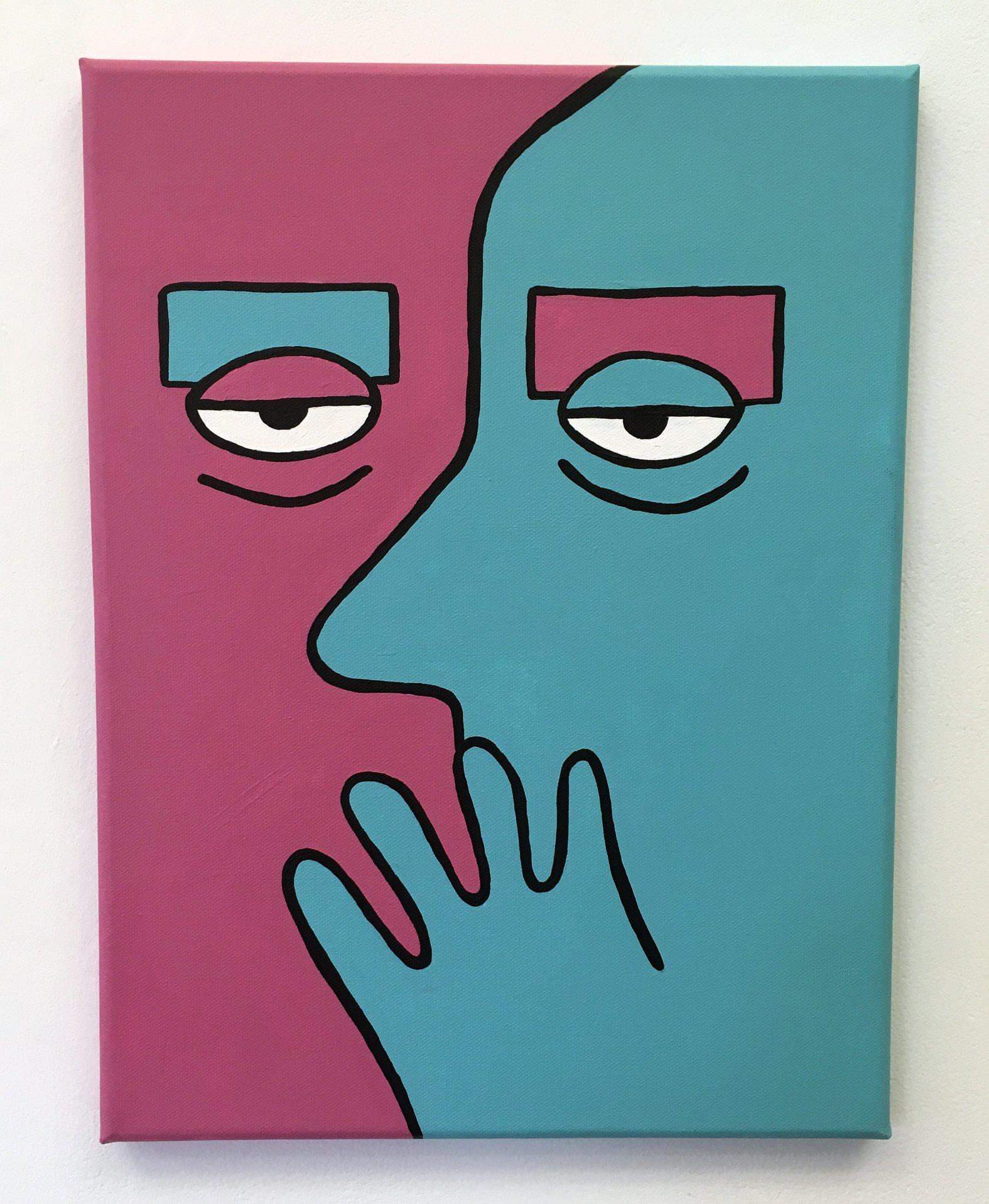 """Brendan Lynch - """"Boy, am I tired"""" Insta: @b.m.lynch For Sale: $45"""