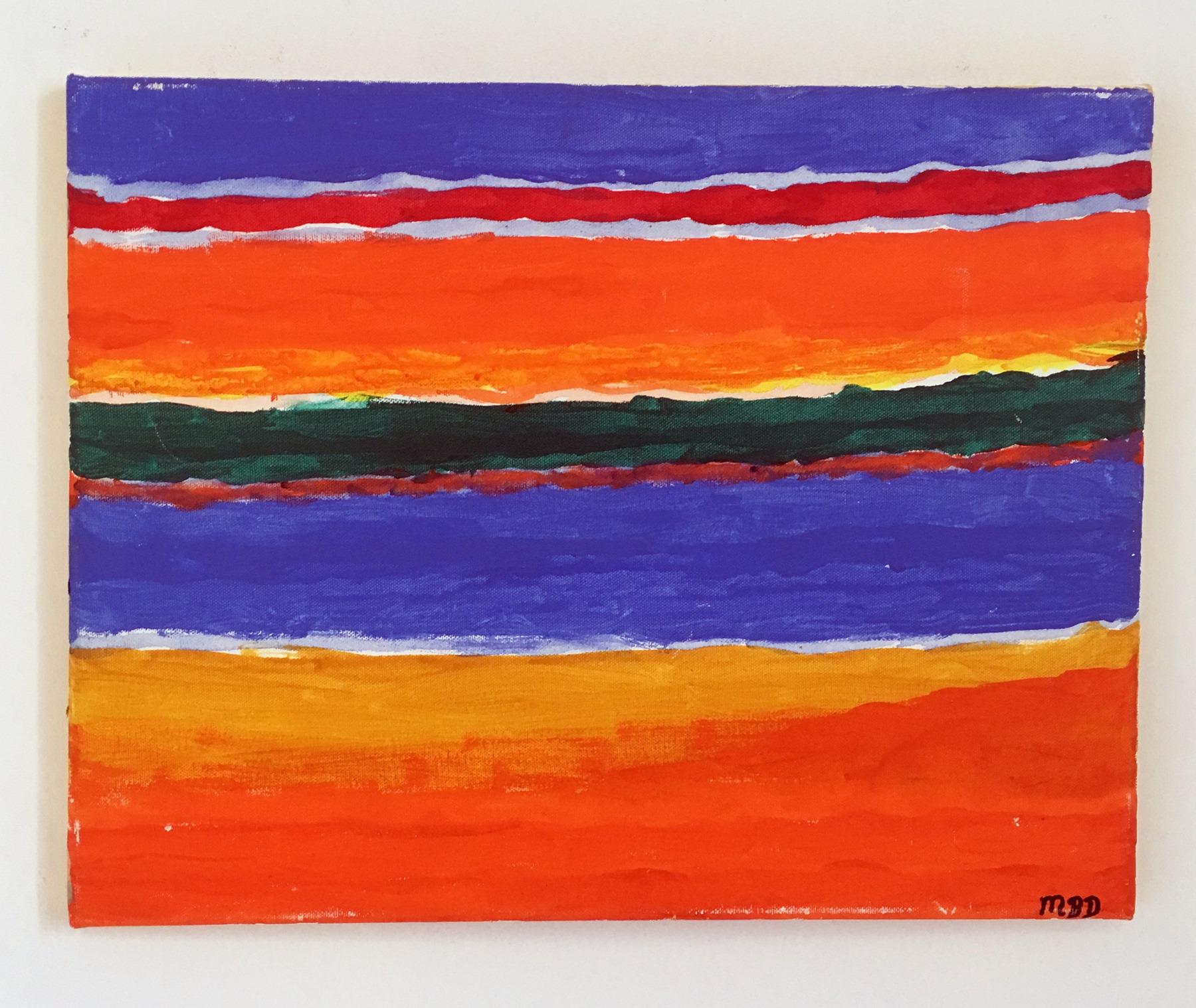 "Martin Dessau - ""Action"" For Sale: $80"