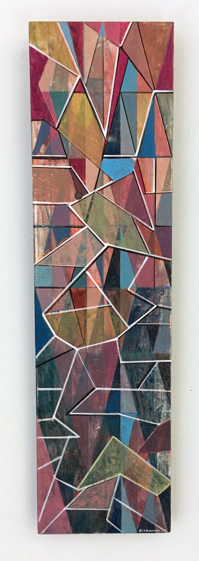 "Eric Eickmann - ""Gamogenesis"" Insta: @eickmannart For Sale: $60"