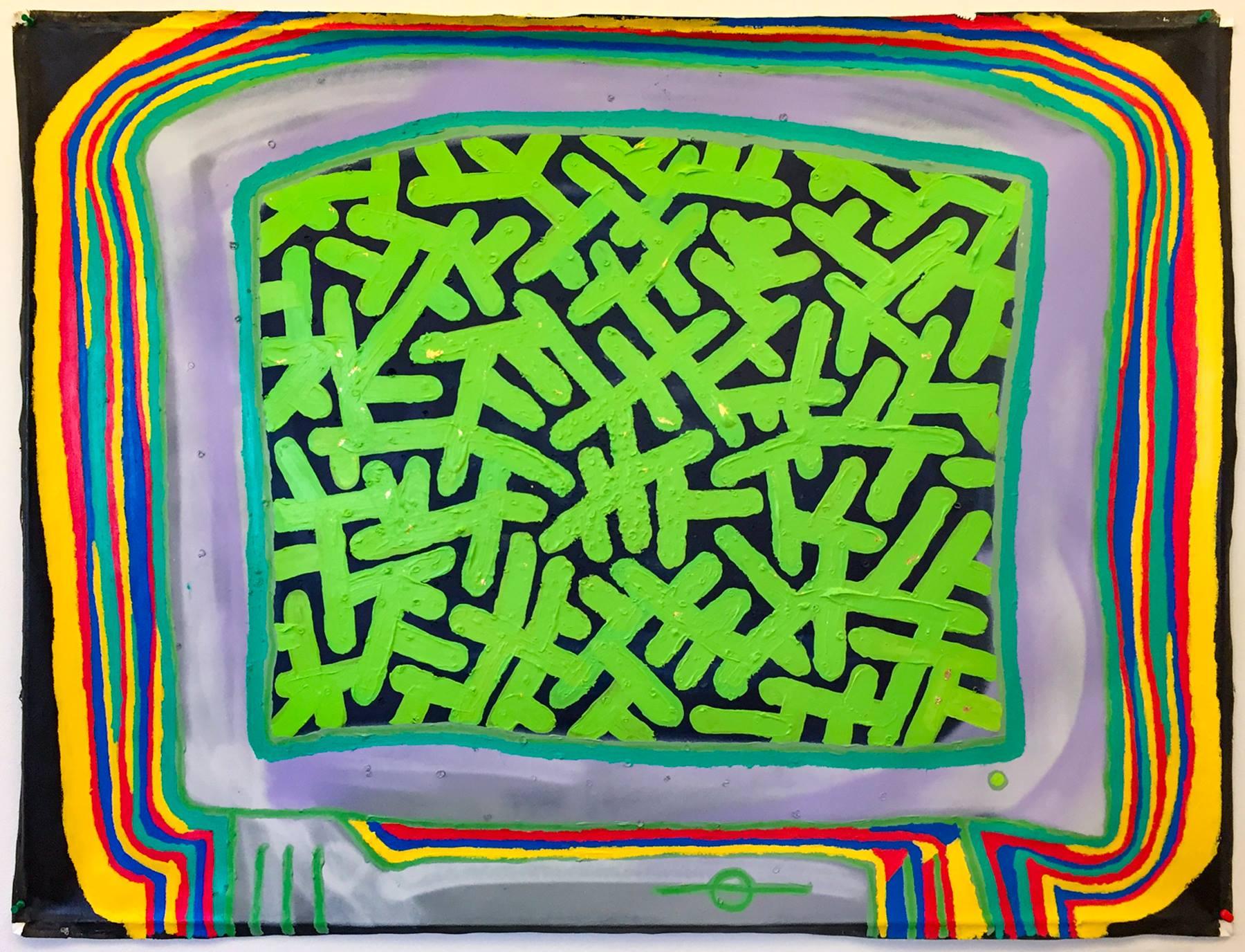"Travis Alford - ""Untitled"" Insta: @travisroyalford  For Sale: $600"