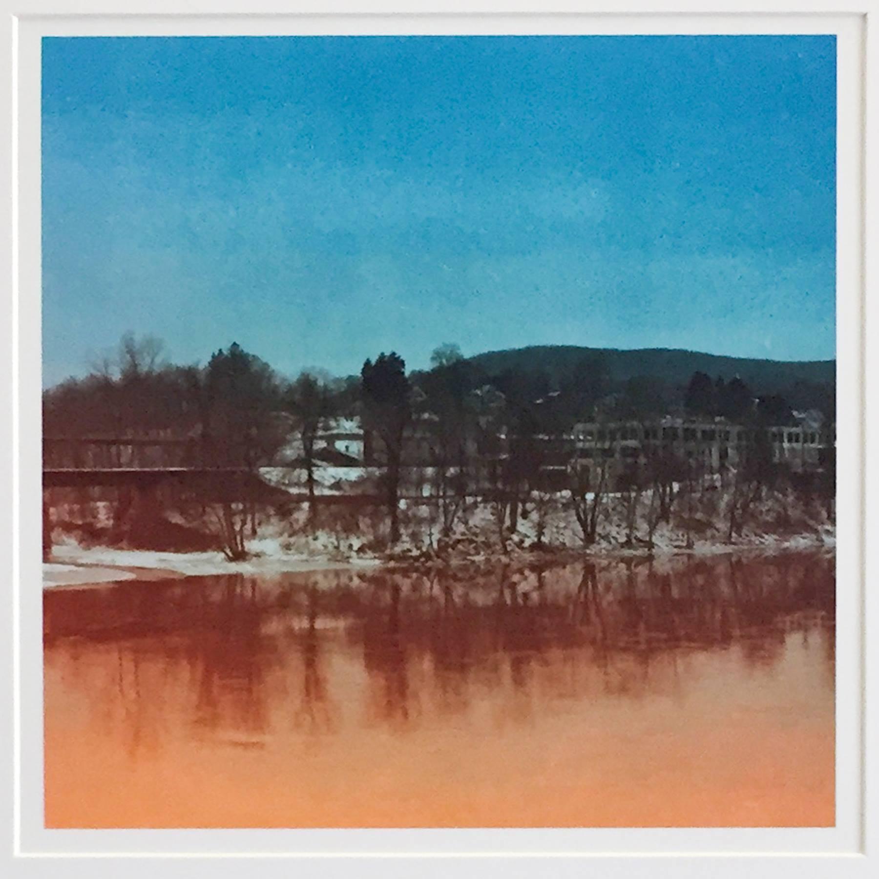 "Luke Awtry - ""Light leak on a forgotten town"" Insta: @lukeawtryphotography  For Sale: $90"