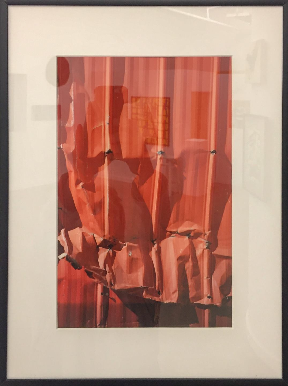 "Mary Ellen Sullivan - ""Orange"" For Sale: $125"