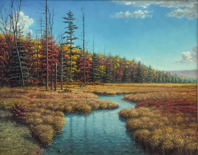 """Paul McMillan - """"Bear Meadow"""" For Sale: $10,000"""